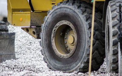 Weather Safety for Winter Construction: Equipment Storage and Overhead Ice