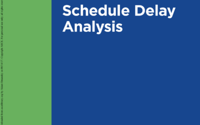 Construction Schedule Delay Analysis of Weather Events