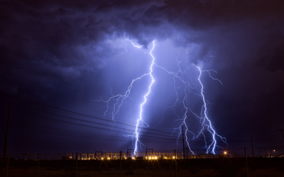 Construction Emergency Action Plans for Lightning Strikes
