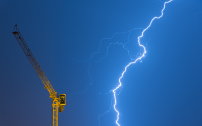 8 Precautionary Measures for Weather Safety on Construction Sites by Department of Buildings