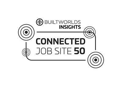 BuiltWorlds Insights Connected Job Site 50 List 2018