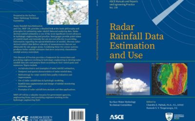 American Society of Civil Engineers Radar Rainfall Data Estimation and Use