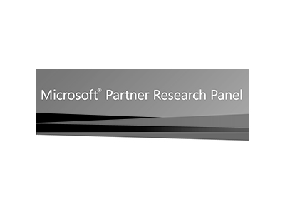 Microsoft Partner Research Panel