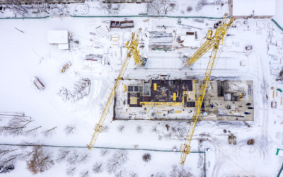 Expert Opinion: Employee Care and Site Maintenance During Winter Construction