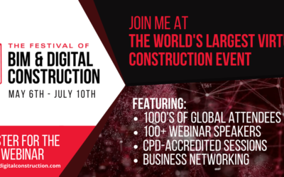 WeatherBuild at Largest Virtual Construction Technology Conference: The Festival of BIM & Digital Construction